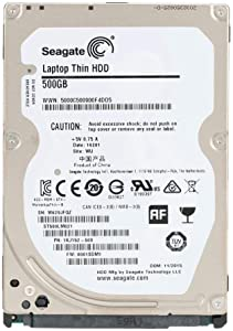 Seagate St500lm021 500 Gb 2.5 Internal Hybrid Hard Drive - Sata - 7200 Rpm - 32 Mb Buffer (Renewed)