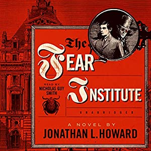 The Fear Institute Audiobook