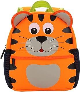 DDYUXIA Dessin animé sac à dos enfants, Mini tigre Daypack maternelle sac d'école les enfants sac pour les petits garçons et filles Mini tigre Daypack maternelle sac d'école les enfants sac pour les petits garçons et filles