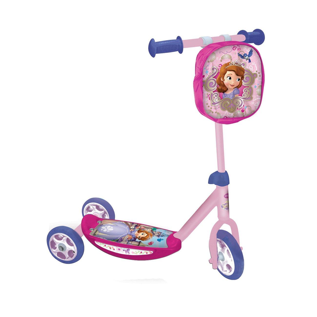 Mondo 28081 Sofia La Principessa Monopattino Baby My First Scooter 3 Ruote