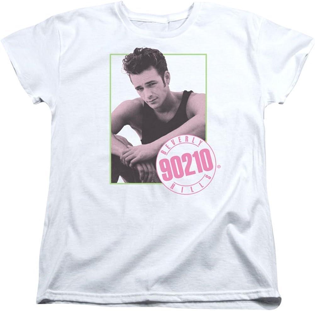 90210 Beverly Hills Cw TV Series Dylan Women/'s T-Shirt Tee