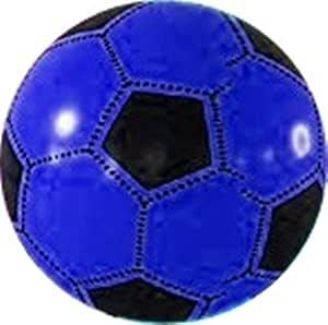 Pelota de plástico para niños, 23 cm, color azul: Amazon.es ...