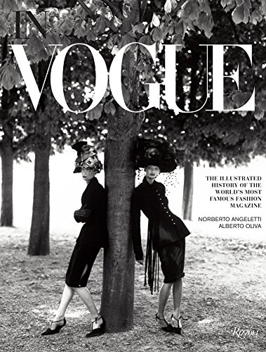 In Vogue: An Illustrated History of the World's Most Famous Fashion Magazine from imusti
