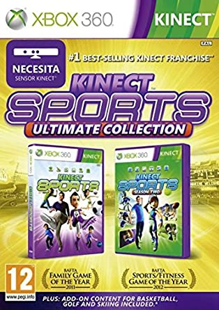 Kinect Sports Ultimate Amazon Es Videojuegos