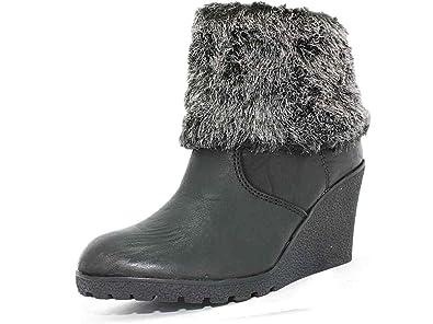 thésaurisation comme une denrée rare différents types de gamme exceptionnelle de styles Iro Iko - Boots compensees Camboa noir: Amazon.fr ...