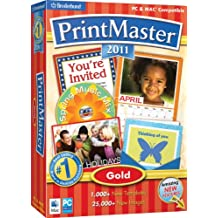 Printmaster 2011 Gold