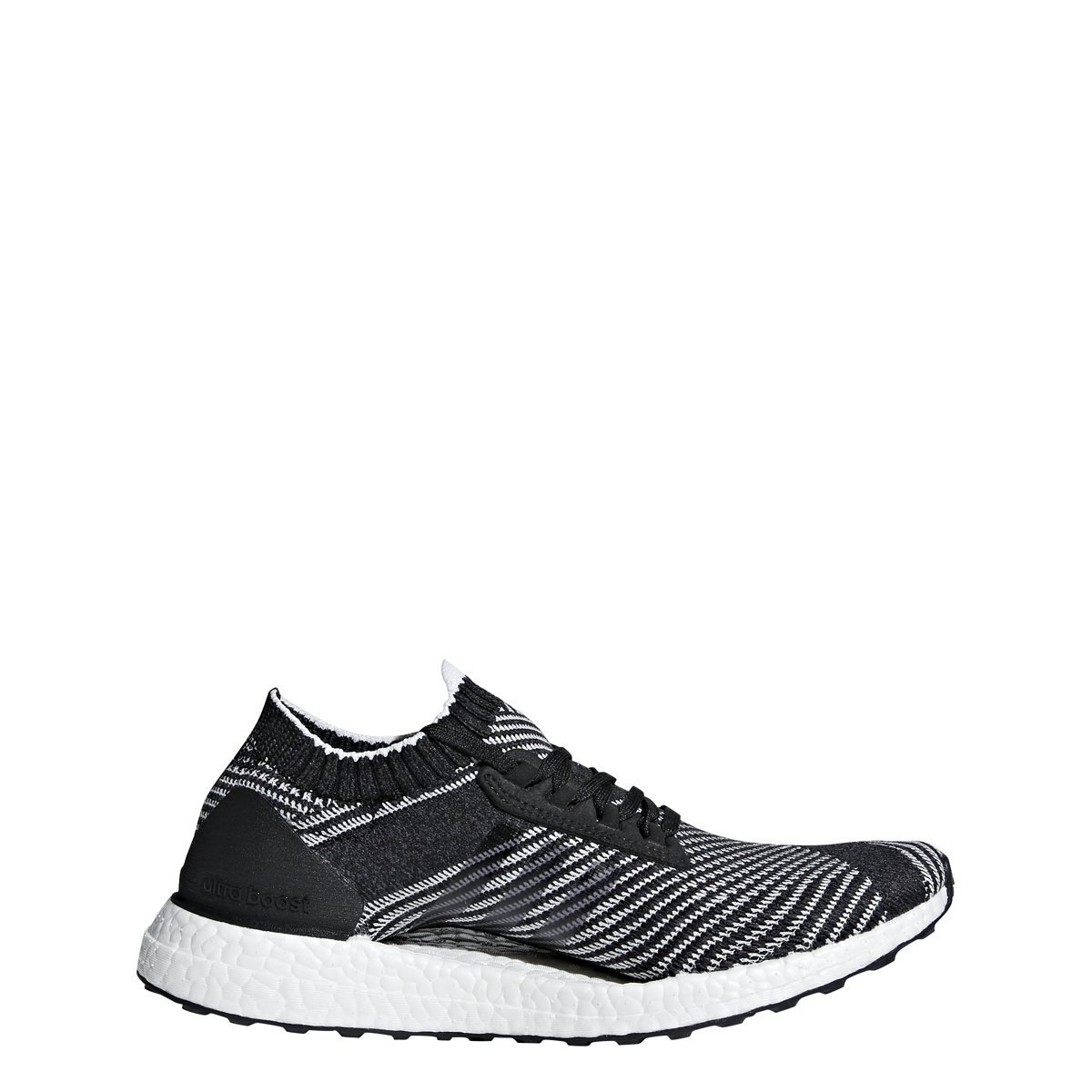 adidas Women's Ultraboost X Running Shoe B07B49FT86 10.5 B(M) US|Black/Grey Heather/White