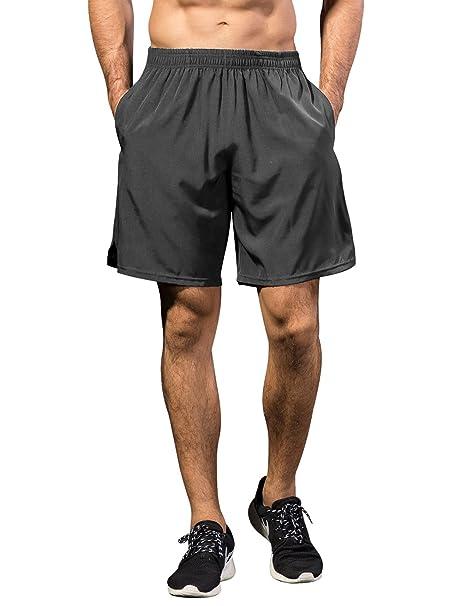 FITIBEST Pantalones Cortos Deportivos para Hombre Secado Rápido Running Baloncesto Pantalón o8FbyZ
