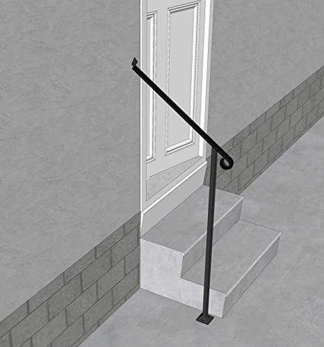 Amazon.com: Iron X Handrail Door # 2-20