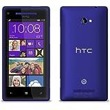 HTC 8X 16GB Windows 8 Smartphone w/ 8MP Camera (Blue)