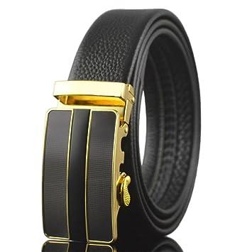 99ab5c9bef9 automatique Boucle ceintures NEUF pour homme Haut de gamme Mode ceintures