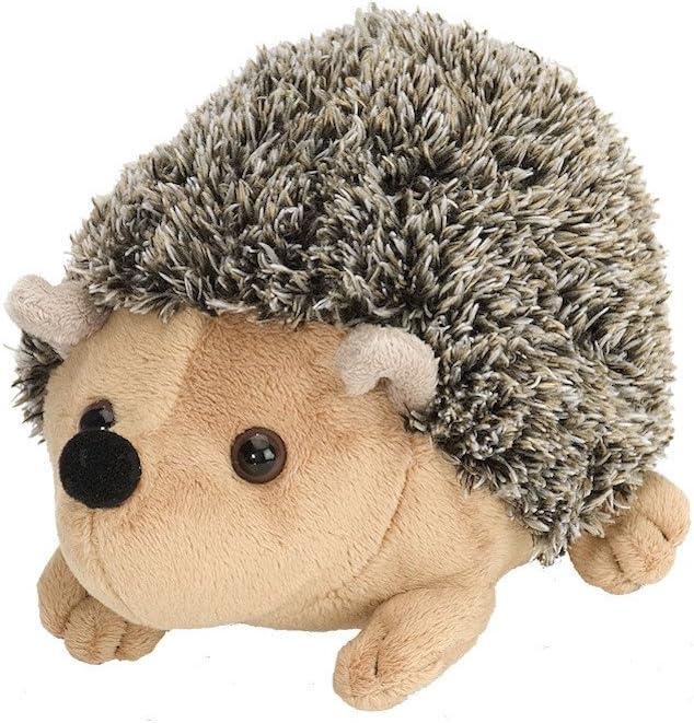 "The Bearington Collection Higgy 241516 Hedgehog 5.5/"" Plush Stuffed Animal"