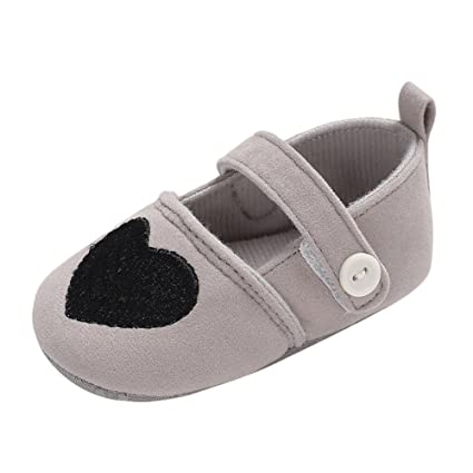 d5b27477d98bb Amazon.com: Cloudro Soft Sole Baby Shoes Infant Boys Girls Anti-Slip ...
