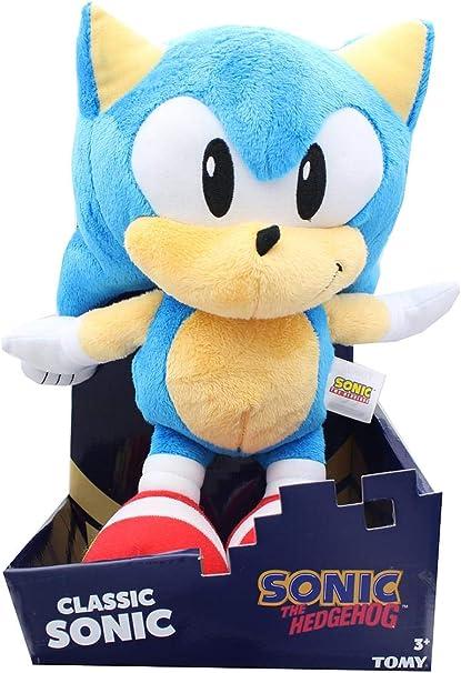 Tomy Sonic The Hedgehog Plush  Fast Ship