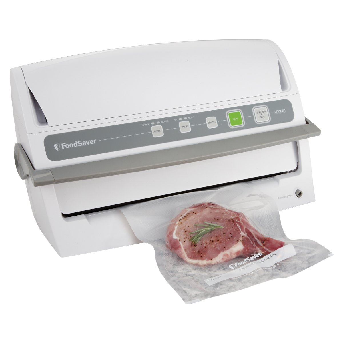 amazon com foodsaver v3240 vacuum sealing system with starter kit rh amazon com Kenmore Model 790 Electric Range Kenmore Washer Service Manual