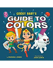 Geeky Baby's Guide to Colors