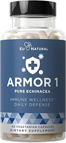 Armor 1 ECHINACEA Pure 800 MG Healthy Immunity Function