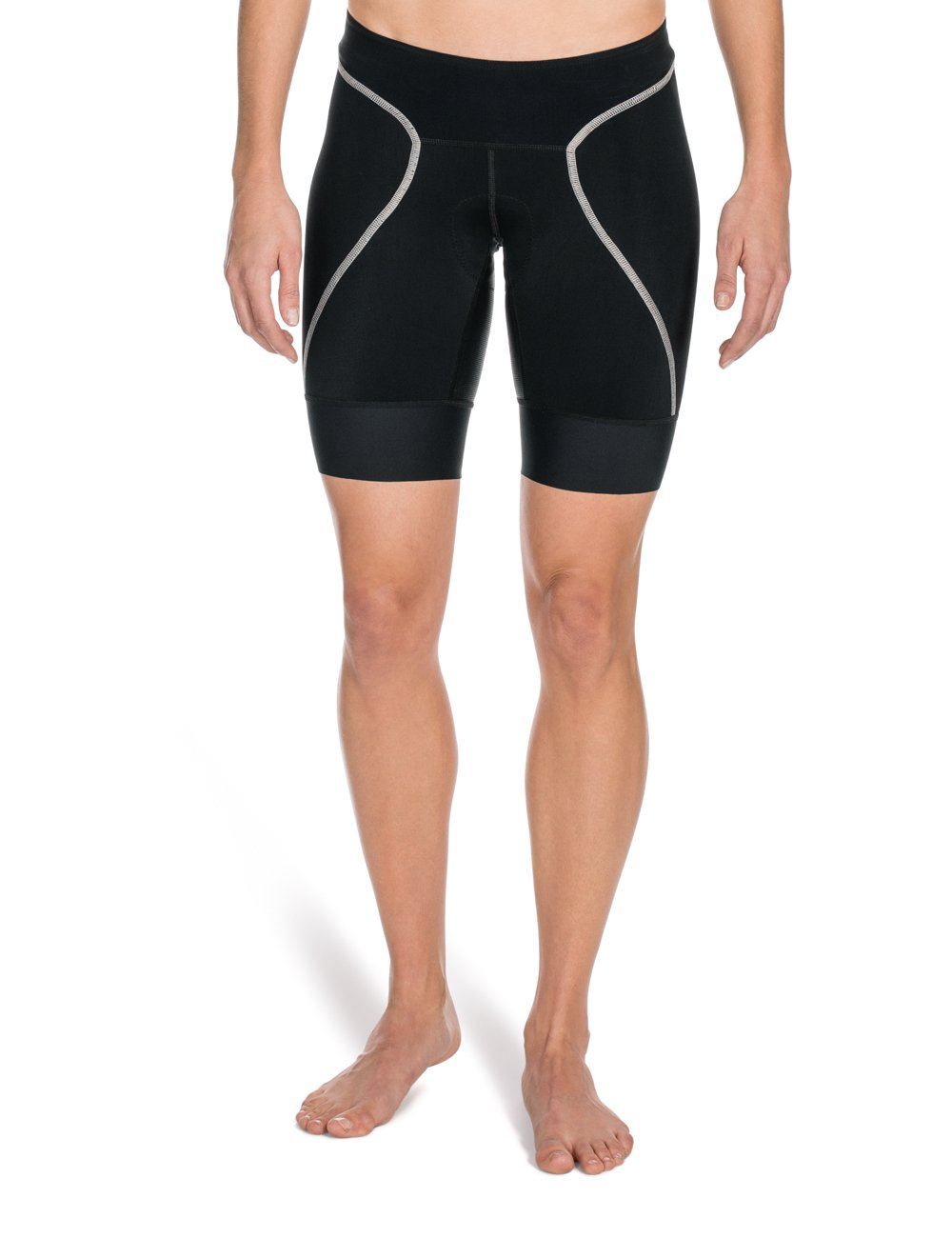 SKINS Women's Cycle Shorts, Black, X-Small