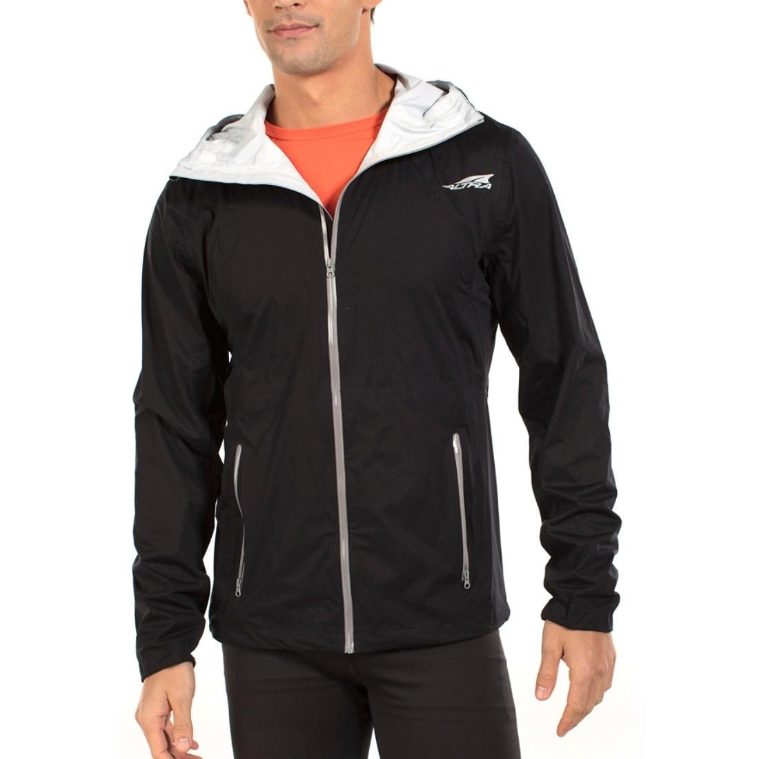 Altra AAM17F3A2 Men's Wasatch Jacket, Black - Small