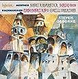 Medtner/ Rachmaninov: Sonatas [Steven Osborne] [Hyperion: CDA67936]