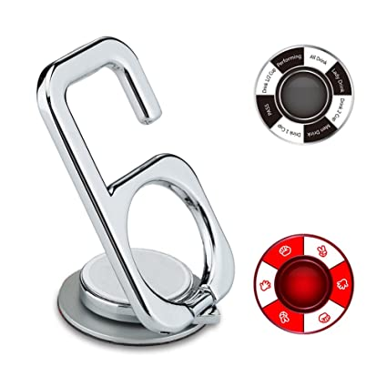 Amazon Phone Spinner Ring Holder Stand Grip With 2 Free