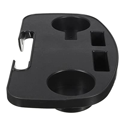 ... USCOOL Zero Gravity Lounge Chair Cup Holder Clip On Side Tray Utility  Beverage ...