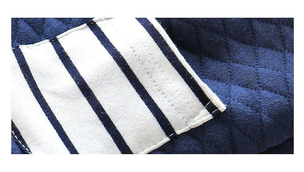Mud Kingdom Boys Winter Cotton Single-Breasted Vests Sleeveless Coats