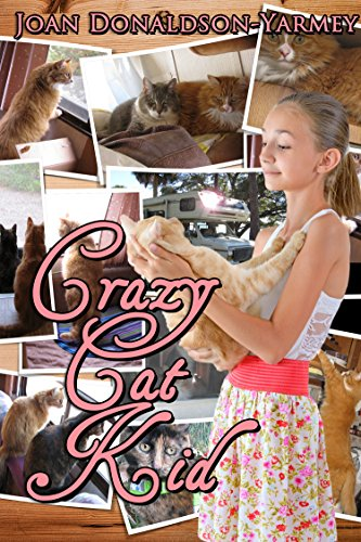 Book: Crazy Cat Kid by Joan Donaldson-Yarmey