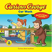 Curious George Car Wash (CGTV 8x8)