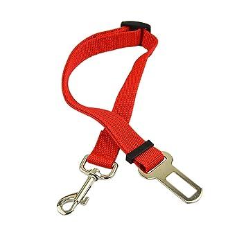 LKXHarleya CinturóN De Seguridad Universal para Perros, CinturóN ...