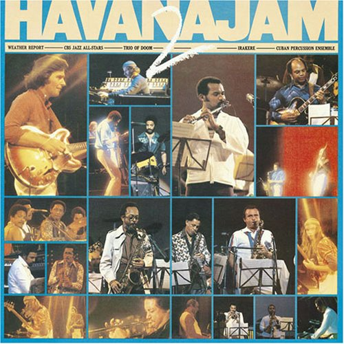 Havana Jam 2 by Sony / Bmg Japan