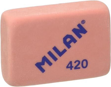 Milan BMM9221 - Pack de 3 gomas de borrar: Amazon.es: Hogar