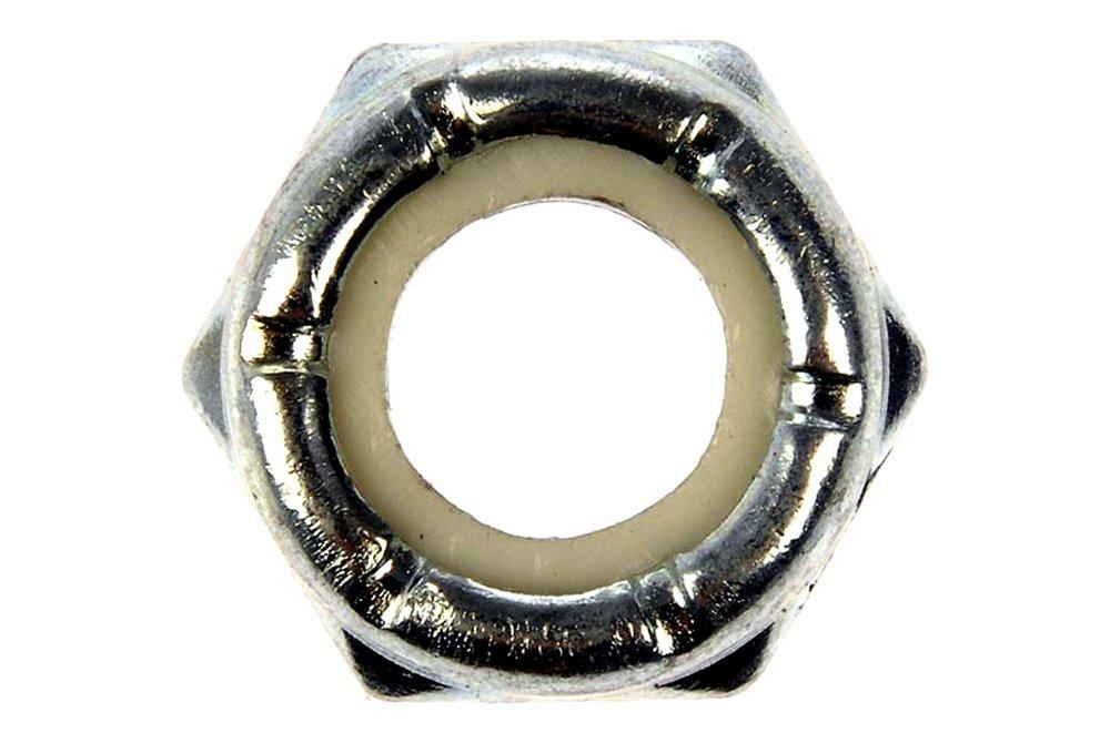 Dorman 250-019 1''-8 Hex Lock Nut with Nylon Insert