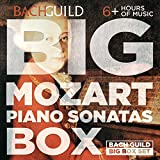 Big Mozart Piano Sonatas Box Album Cover