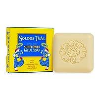 Swedish Sunflower Soap Anti Aging Moisturizing Facial Soap by Swedish Dream
