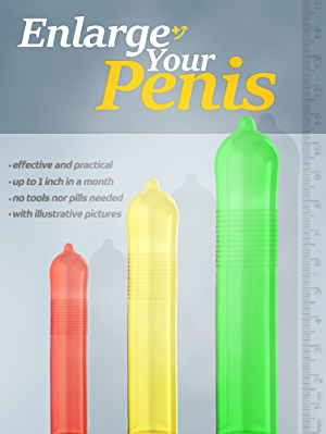 Enlarge your Penis. The Secret Natural Male Sex Fitness Program for Size and Stamina. Proven Techniques; Exercises and Tips Illustrated with Pictures: ... Longer; Stronger (Sex Tips for Men Book 1)