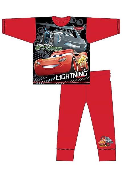 Disney Cars Jackson Storm Niños Pijama 9-10 Años