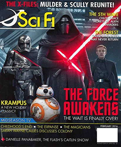 Best Price for Sci-Fi Magazine Subscription