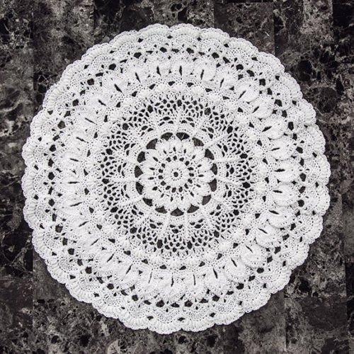 Cora Doily Crochet Kit