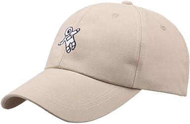 Gorra de béisbol de Primavera Verano Moda Hombres y Mujeres Gorras ...