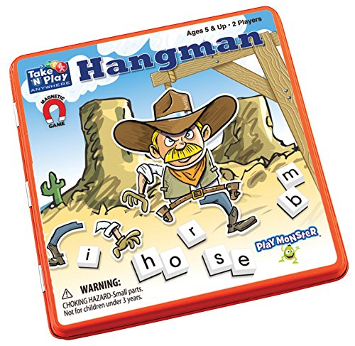 - Take 'N' Play Anywhere - Hangman