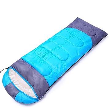 HYSH Saco de Dormir al Aire Libre, Saco de Dormir para Acampar, Adulto,