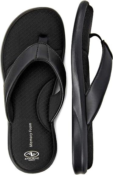 Thong Memory Foam Sandals