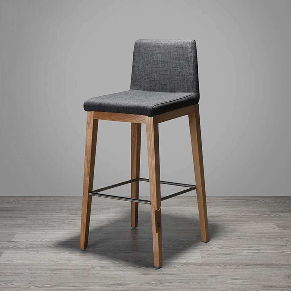 Amazon.com: Taburete de bar moderno, minimalista, silla de ...