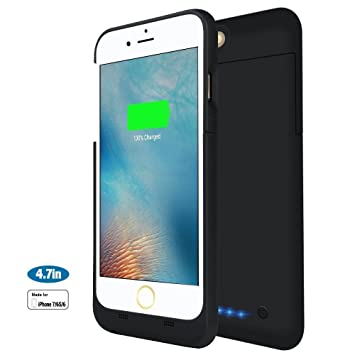 coque apple iphone 7 rechargeable