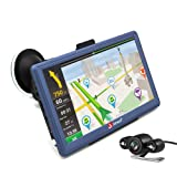 "Amazon Price History for:junsun 7"" Car GPS Navigation Android Navigator Rear view Camera Truck Vehicle Gps Sat Nav Lifetime Maps"