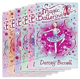 book cover of Magic Ballerina 7-12