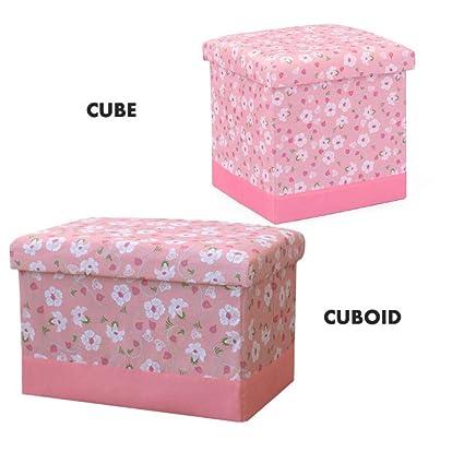 Peachy Amazon Com Foldable Storage Ottoman Chest Rest Multi Uwap Interior Chair Design Uwaporg