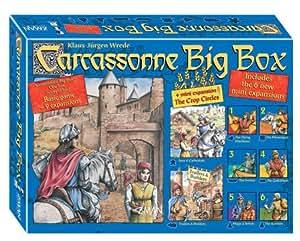 Carcassonne Big Box Game
