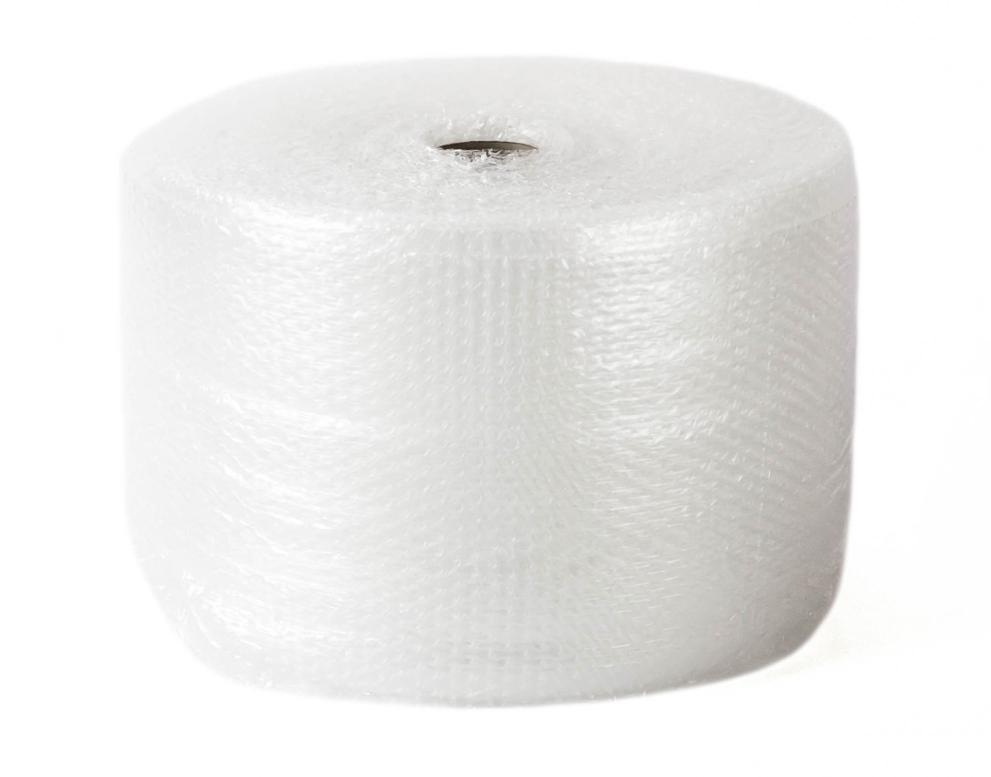 Small 3/16 inch Bubble Cushioning Wrap Slit 12 by 12 Perf 525 Foot Roll Lightweight Protective Packaging Material in Rolls/Perforated Sheets for Moving, Shipping, Padding and Packaging by B2Bboxes (Image #2)